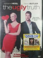 THE UGLY TRUTH (DVD 2009) Romantic Comedy Katherine Heigl Gerald Butler NEW