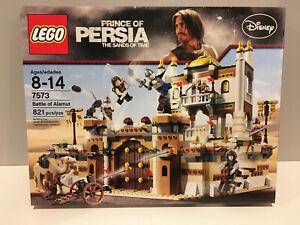 LEGO 7573 Prince of Persia Battle of Alamut - NISB - Retired -2010