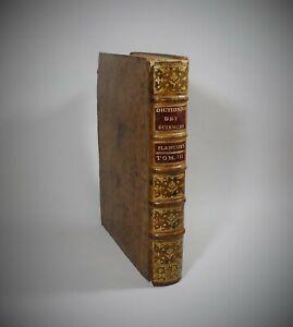 RECUEIL DE PLANCHES ENCYCLOPEDIE ou DICTIONNAIRE RAISONNE des SCIENCES 1779 T. 3