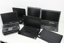"JOB LOT 8x DELL Latitude Spare Parts Laptop No-HDD 13""-14"" LCD Notebook Bundle"