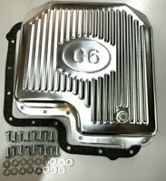 C6 STEEL TRANSMISSION PAN Compatible//Replacement for FORD ZINC