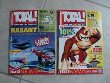 TOTAL 2x Nintendo Magazin 4/95 - 6/95