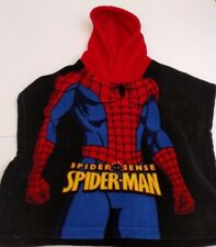 SPIDER-MAN FLEECE HOODED PULLOVER (Boys One size)