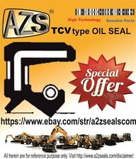 80*110*10 Oil Seal Type TCV High Pressure Seals 80x110x10 1 Pc by AZS A2Z SEALS