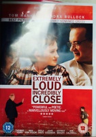 Extremely Loud Incredibly Close DVD 2011 9/11 Movie Drama Rental Version