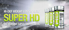 CELLUCOR SUPER HD 60c - weight loss fat burn stack - get ripped!! ampilean