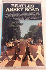 Abbey Road by The Beatles (Cassette, Album, Reissue, XDR Capitol) 1992