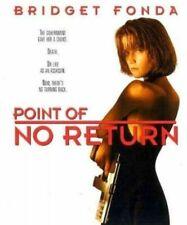 Point of No Return 0883929051052 With Harvey Keitel Blu-ray Region a