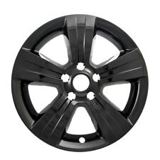 "Fits Dodge Caliber 2010-2012 CCI BLACK 17"" Wheel Skins Hubcaps Wheel Covers"