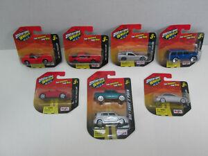 Lot of 8 Maisto Adventure Wheels Die-Cast Durango Viper Ford Trac Scion Corvette