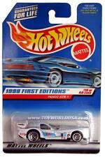 1998 Hot Wheels #657 First Edition #19 Panoz GTR-1 blue interior