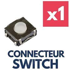 1x Switch Réparation Télécommande Plip Auto Clé PEUGEOT 106 205 306 405 406 605