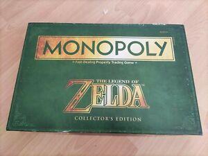 Zelda Collectors Edition Monopoly