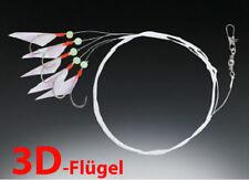 BALZER 3D Heringsvorfach #6 3D-Flügel Heringspaternoster