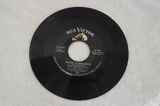 Perry Como-Somebody Up There Likes Me/On My Way, RCAVictor 6590, PS, VG+
