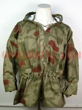 WW2 German Heer & Luftwaffe Tan & Water Camo (44 pattern) Sniper Smock Size XL