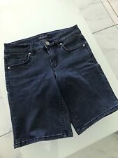Just Jeans Womens Shorts - PRELOVED - Size 6 - Stretch
