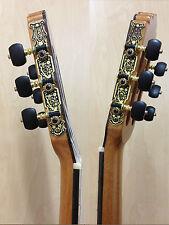 Migule Rosales Solid Cedar Top Classical Flamenco Guitar model A2 - Factory 2nd