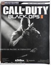 Guide officiel CALL OF DUTY BLACK OPS II 2 livre complet en Francais fps  #G002