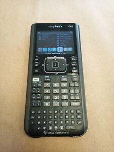 SEE DESCRIPTION Black Texas Instrument Calculator Ti-Nspire CX CAS