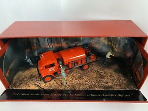 1:50 Late 1940's Chevrolet Blitz Wagon Fire Fighting Tanker Trux FOF1
