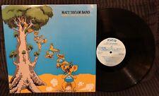 MATT TAYLOR BAND  ALWAYS LAND ON YOUR FEET RARE NEAR MINT  VINYL RECORD