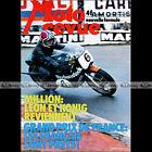 MOTO REVUE N°2213 GUZZI TS 250 BULTACO THIERRY TCHERNINE BIANCHI KAWASAKI 1975