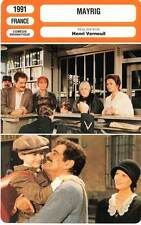 FICHE CINEMA : MAYRIG - Cardinale,Sharif,Roussel,Verneuil 1991
