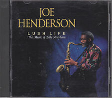 JOE HENDERSON - lush life CD