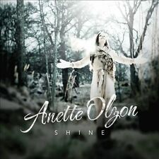 Shine by Anette Olzon ( EX NIGHTWISH ) CD