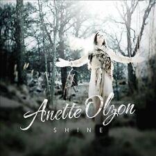 ANETTE OLZON - Shine - CD DIGI ( Nightwish )