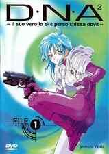 DVD - DNA2 FILE 1 VOL 1 - ITALIANO NUOVO