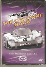 Racing Through Time - The Cat Came Back - Jaguar's Return To Le Man DVD