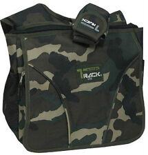 Large Messenger Sling Body Bag Book Binder Camo Shoulder Day School Cross Body
