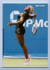 SERENA WILLIAMS 2003 NETPRO PHOTO ROOKIE CARD #2! 39 GRAND SLAM TITLES!