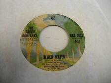 Doobie Brothers Black Water/Song To See You Through 45 RPM 1974 Warner Bros VG+