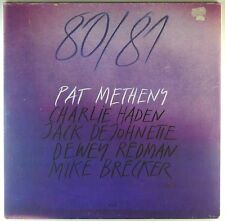 """12"""" LP - Pat Metheny - 80/81 - M923 - washed & cleaned"""