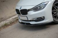 FOR BMW 3series  F30 F31 FRONT Bumper SPOILER LIP BLADE STYLE