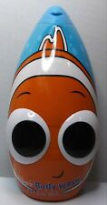 Disney Pixar Body Wash Finding Dory character shape bottle 14fl oz Bubbly Berry