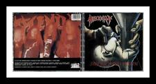 OBSCENITY SUFFOCATED TRUTH 1992 MORBID MUSIC IMMORTALIS  JUMPIN' JESUS TRAUMATIC