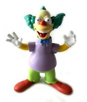 Krusty The Clown The Simpsons WOS World Of Springfield Action Figure Playmates