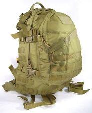 Eagle Industries MOLLE A-III Assault Back Pack - 500D khaki - U.S. Made