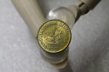 GERMANY FEDERAL 10 PFENNIG 1950 D HIGH GRADE A92 #R1737