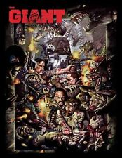The Giant Call of Duty Black Ops 3 Zombies Annihilator Original Game Poster