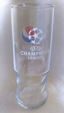 RARE Water Cup ✱ PEPSI & UEFA CHAMPIONS LEAGUE ✱ Football Collection Glass Verre