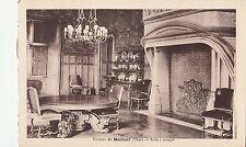 BF12451 chateau de meillant cher salle a manger france front/back image