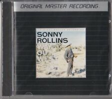 Sonny Rollins - Way Out West MFSL MFCD 801 ALUMINUM CD [SANYO JAPAN] Ray Brown