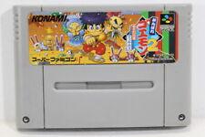 Ganbare Goemon 2 Mystical Ninja SFC Nintendo Super Famicom Japan Import I7735