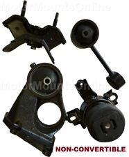 3pcSet fits for2.2L Toyota Camry 1997 1998 1999 2000 2001 A//T 4cyl Motor Mounts