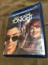 Take Me Home Tonight BLU-RAY FACTORY SEALED MOVIE DISC BRAND NEW DVD Comedy